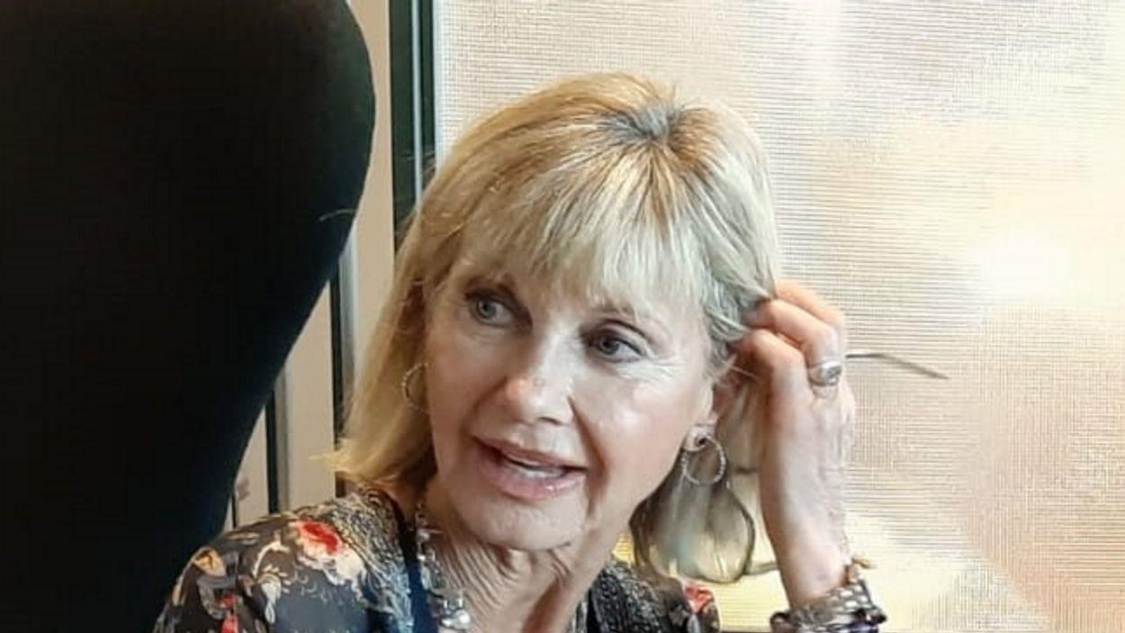 Olivia Newton-John, protagonista del 'Cinema a la Xarxa'
