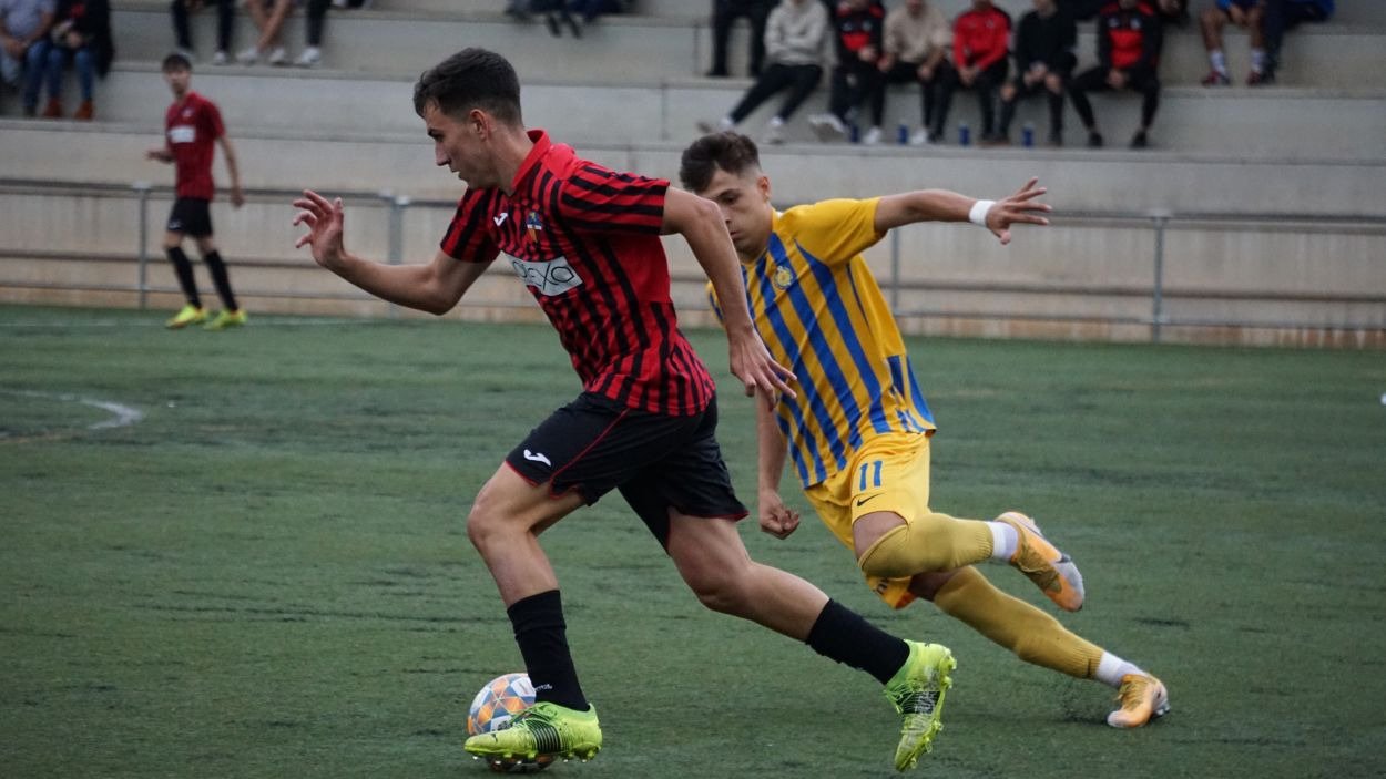 El SantCu vol sumar el primer triomf a la lliga / Foto: Aina Villares