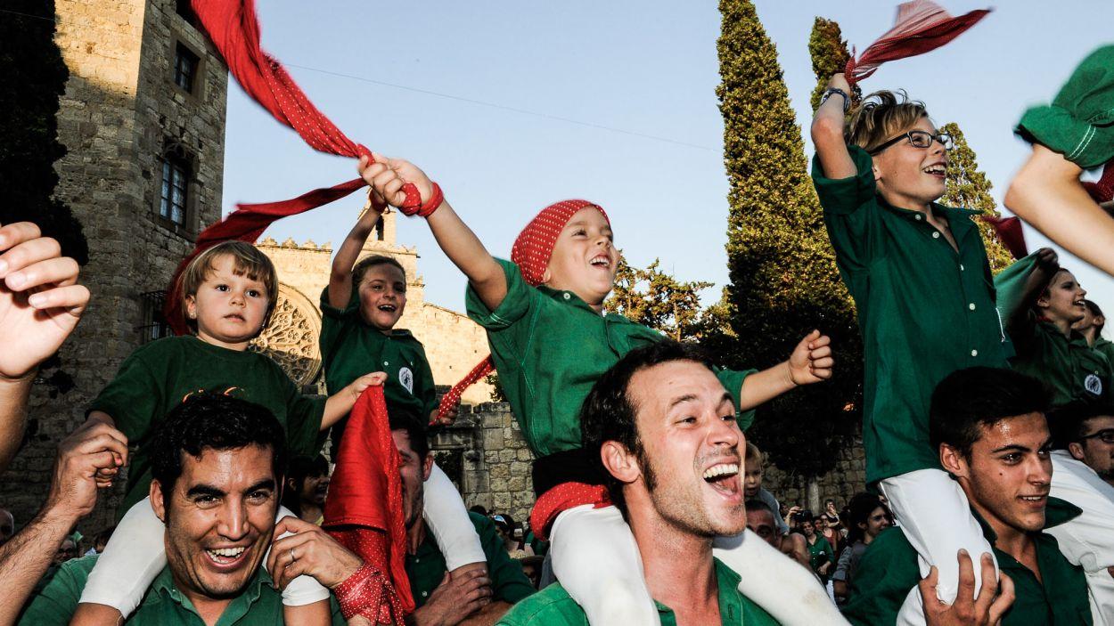 Els Gausacs en una imatge d'arxiu / Foto: Ajuntament