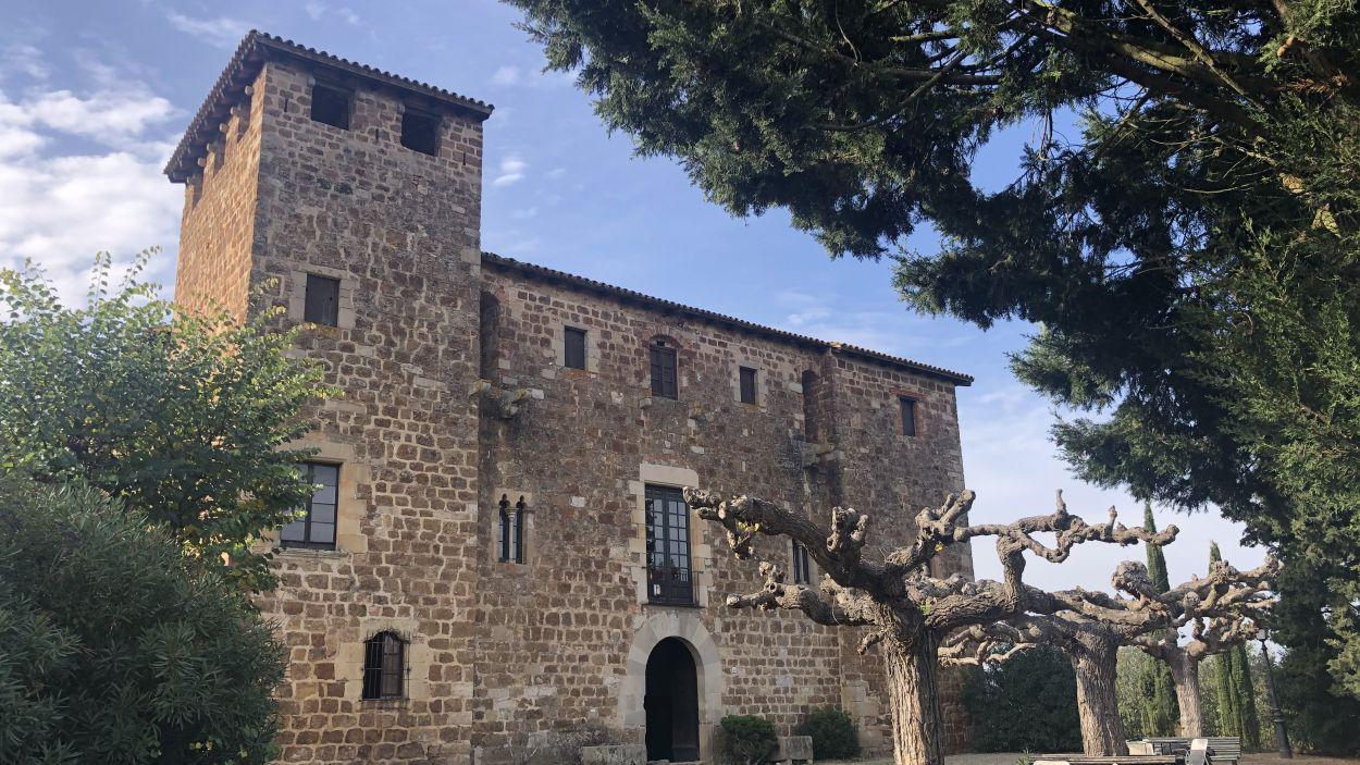 Imatge de la masia de Torre Negra / Foto: Cugat Mèdia