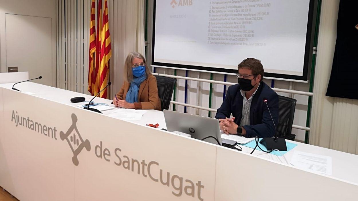 Sant Cugat destina més de 33 milions d'euros a 31 grans projectes de ciutat