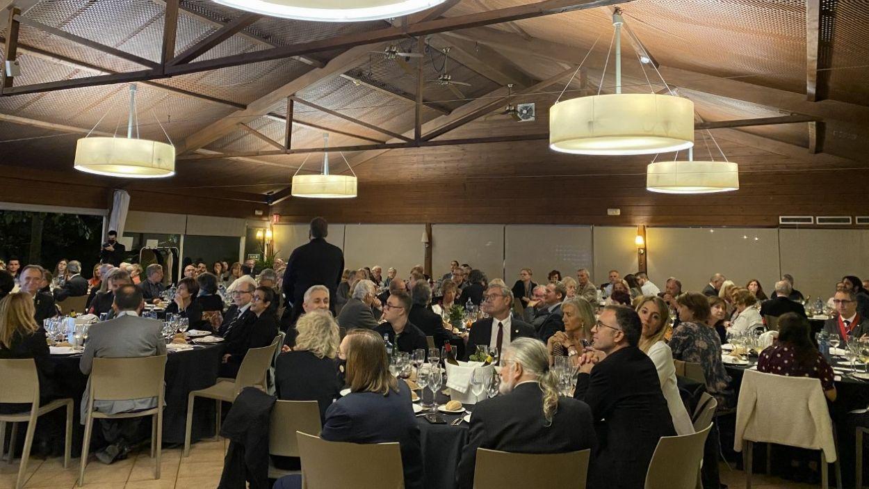 L'OSSC, Gemma Navarra, Mònica Terribas i el 'Tot Sant Cugat' recullen els Premis Rotary