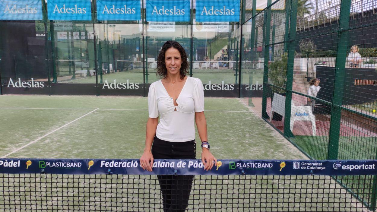 """Marta Marrero (Augusta Pàdel): ''Vull acabar l'any al número 3 del rànquing mundial"""""""