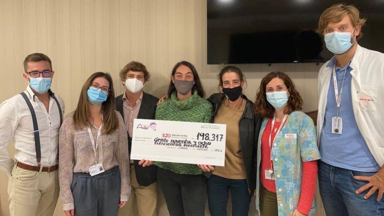 L'Asociació Anita impulsa un projecte de telemedicina en cures pal·liatives a domicili
