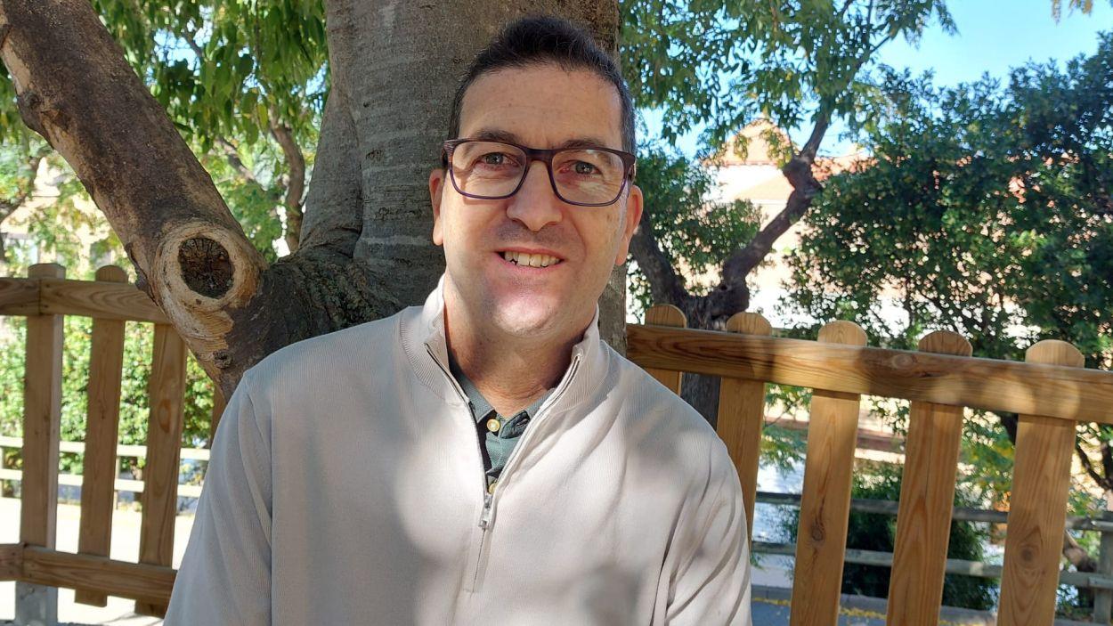 Xavier Cortés, nou Secretari d'Organització de Lliga Democràtica / Foto: Cedida