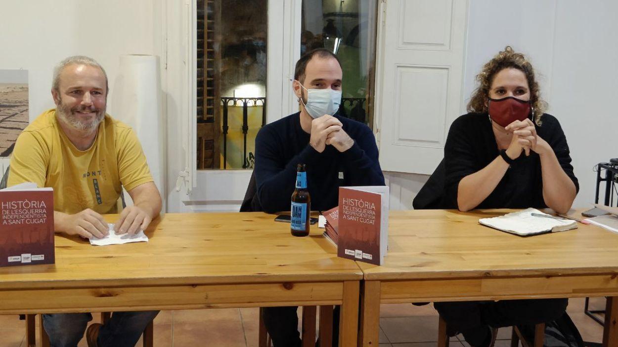 """De la """"frescor"""" a """"lidiar amb les contradiccions"""": la CUP fa una mirada a 10 anys a l'Ajuntament"""