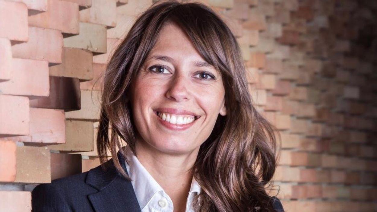 Jana Callís, responsable de relacions laborals de Roche Diagnostics explica com han aplicat el teletreball a l'empresa