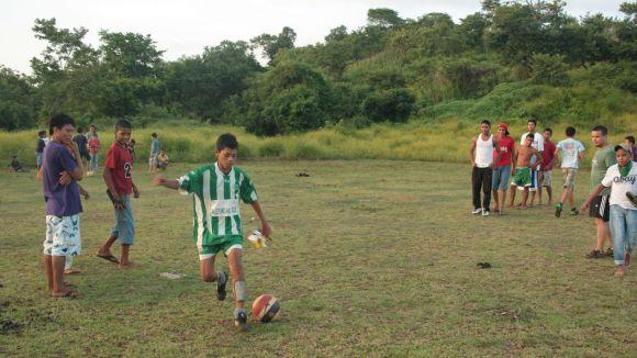 Rostros, Colores y Sueños ha enviat quatre voluntaris a Nicaragua