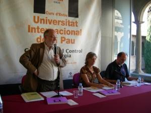 El control dels recursos centra el segon dia de curs d'estiu de la Unipau