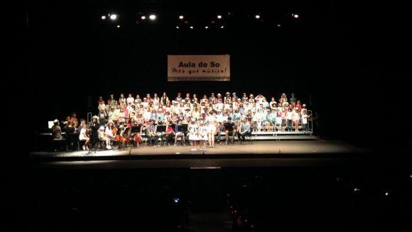 L'Aula de So celebra 25 anys de música a Sant Cugat