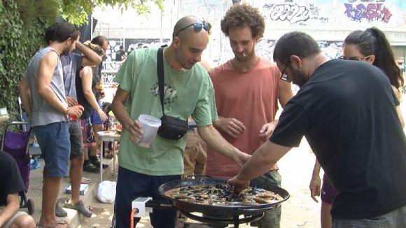 Rècord de participació a la Trobada de paellers de la Festa Major de la Floresta