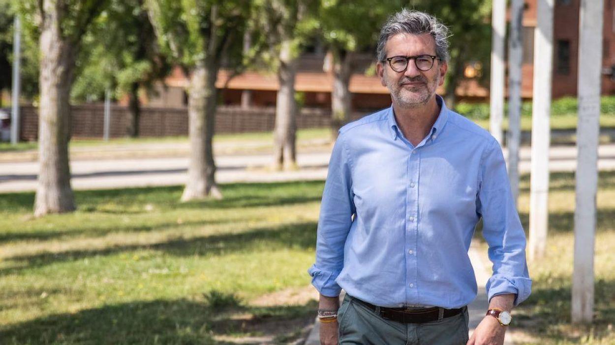 El regidor Josep Maria Vallès vol ser l'alcaldable de Junts per Sant Cugat el 2023