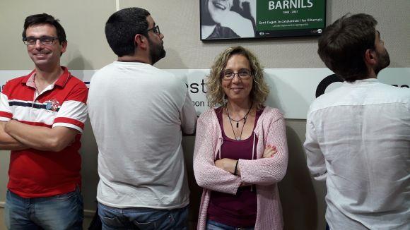 Daniel-Ruiz Trillo, 'Un tal Pere', Cristina Company i David Vila, al magazín