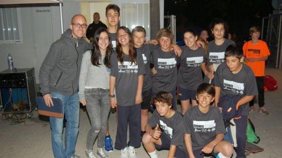 La 5a edició del torneig nocturn mixt de futbol 7 per a joves arriba el 14 d'abril a Can Magí