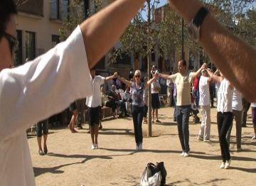 L'Aplec de la Sardana condensa el sentiment sardanista d'arreu de Catalunya