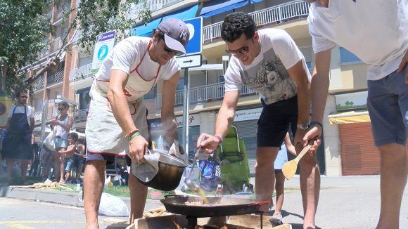 'La paella de la Loles' guanya el 37è Concurs d'Arrossos de Festa Major