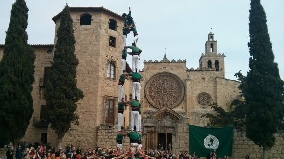 Els Gausacs en la Diada de Sant Ponç de l'any passat
