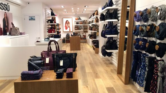 Una botiga Bissú Bags / Foto: Bissú Bags