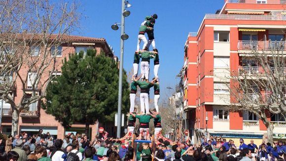 Cugat.cat emet en vídeo en directe el Concurs de Castells de Tarragona