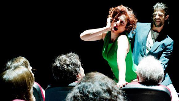 La paròdia musical de les ''Cinquanta ombres d'en Grey' arriba a Sant Cugat