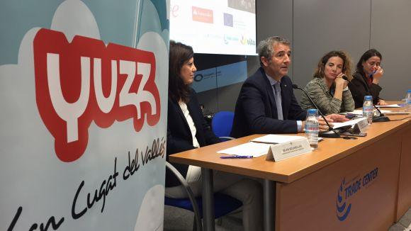Els seleccionats pel Yuzz Sant Cugat inicien la formació amb la petició de desenvolupar els projectes a la ciutat