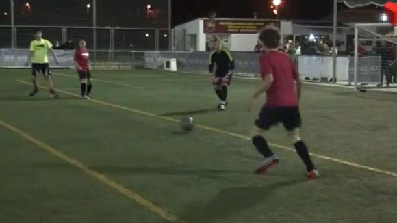 El torneig nocturn mixt de futbol 7 de Sant Cugat protagonitza 'La 7mana Vallès'