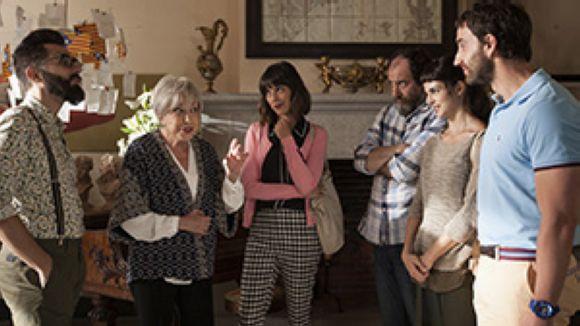 Berto Romero i Rosa Maria Sardà s'incorporen a l'elenc d''Ocho apellidos catalanes' / Foto: web del film