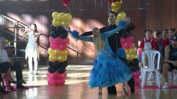 El Festival d'Estiu de l'Escola de Ball mou més de 160 alumnes