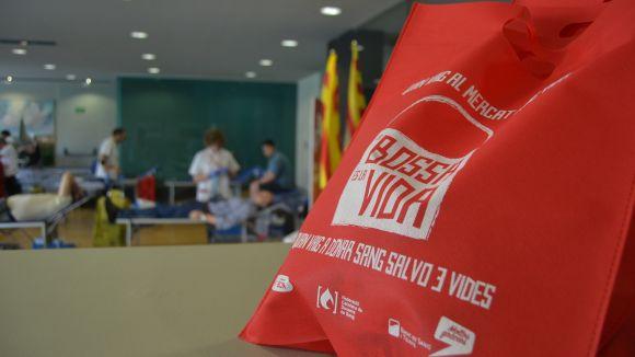 Sant Cugat acollirà una nova marató de donació de sang el 21 de maig
