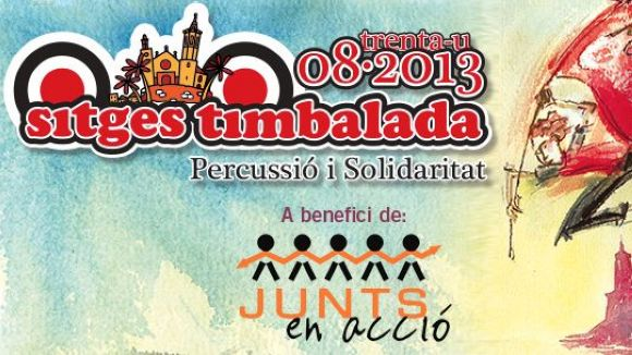 Kata Kitinga participarà a la timbalada solidària de Sitges