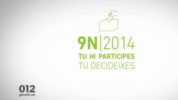 Guia pràctica per votar el 9N a Sant Cugat