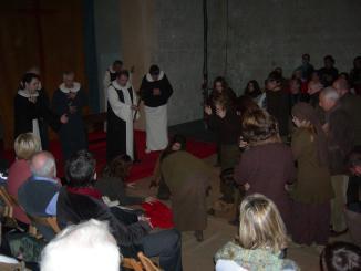 Les entrades per veure les últimes funcions de 'Pedra i Sang' estan exhaurides