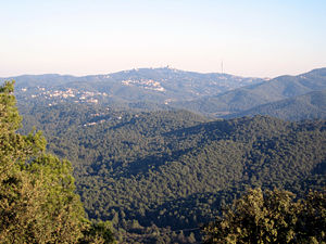 El 13% dels visitants del Parc de Collserola són santcugatencs