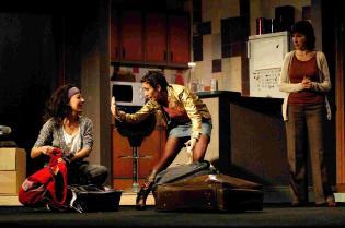 T de Teatre torna avui al Teatre-Auditori amb 'Com pot ser que t'estimi tant'