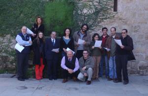 'Recitando por ahí' porta la poesia de Joan Reverte al Teatre de la Unió