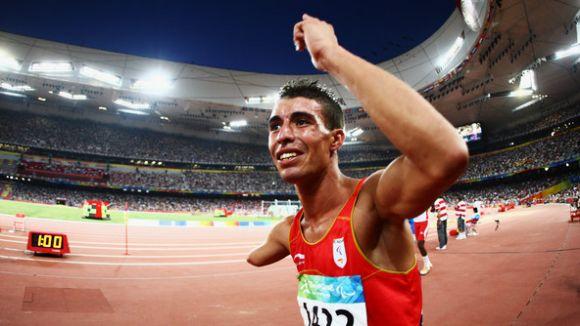 Abderraman Ait disputarà el Campionat d'Espanya d'Atletisme IPC adaptat a Basauri