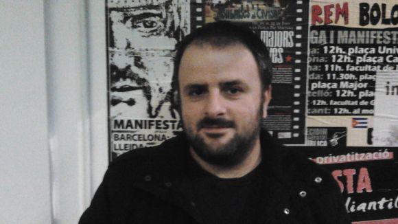 Abel Caldera: 'Hem de pensar en els Països Catalans de forma racional i lògica'