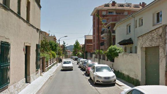 S'inicia l'asfaltat a Lluís Companys, Abella, Pau Vila, Castillejos i la rotonda del Chic