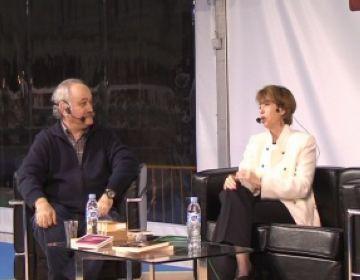 Sam Abrams reivindica el pes de la cultura catalana a Europa durant la Setmana del Llibre