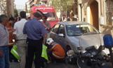 Un 70% dels accidents es produeixen en vies urbanes