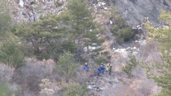 El copilot, l'únic responsable de la tragèdia de Germanwings segons la fiscalia alemanya