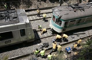 El sindicat CGT defensa les conductores dels dos trens accidentats a les Planes