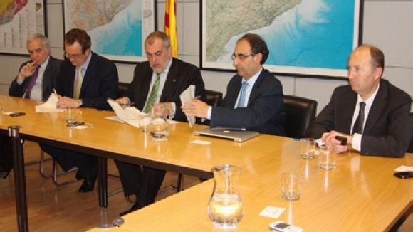 Acciona recorre la resolució contra l'adjudicació d'Aigües Ter-Llobregat