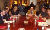La reunió entre Acebes i els alcaldes del Vallès es va allargar gairebé dues hores
