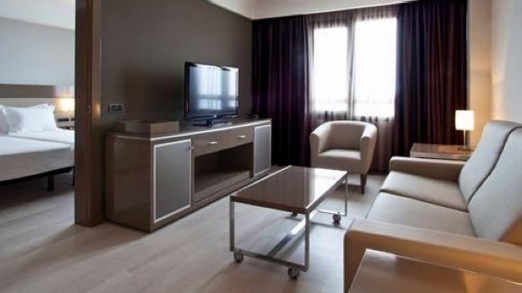L'ocupació hotelera a Sant Cugat augmenta un 27% aquest estiu