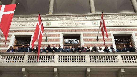 Sant Cugat participa en una trobada de l'ACM a Dinamarca per estudiar el seu model territorial