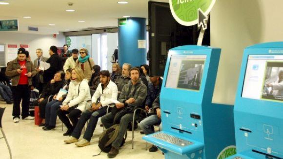 La taxa d'atur a Sant Cugat és del 9%, segons l'Observatori del Vallès Occidental