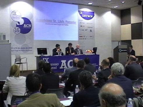 Sant Cugat es converteix en bressol de la Confederació Europea d'Associacions de Centres de Negocis