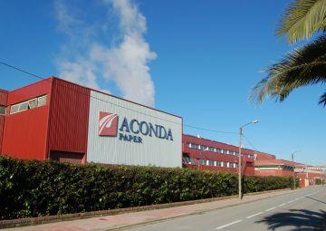 Aconda Paper llança una crida de socors al govern per salvar l'empresa