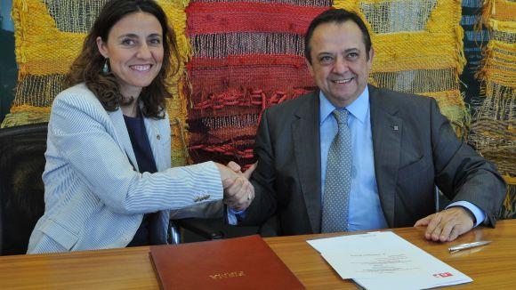 Els crèdits de l'Institut Català de Finances, més a prop dels santcugatencs